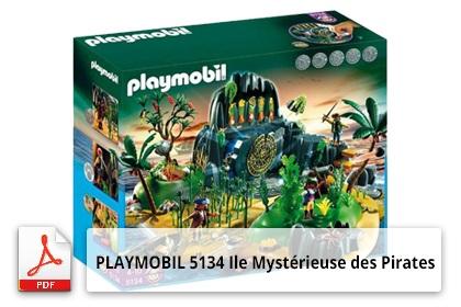 mode emploi playmobil 5134