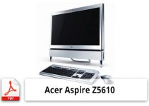 Fiche technique Acer Aspire Z5610