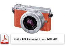 Panasonic Lumix DMC-GM1 PDF fr