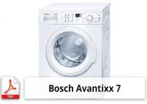 Bosch Avantixx 7