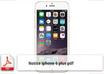 Notice iphone 6 plus pdf