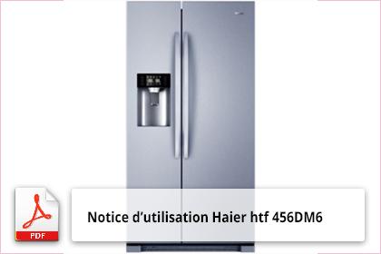 r frig rateur multiport haier htf 456dm6 manuel d 39 installation gratuit. Black Bedroom Furniture Sets. Home Design Ideas