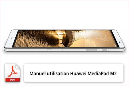 manuel-utilisation-huawei-mediapad-m2