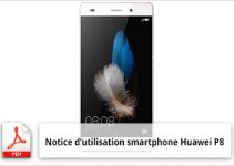Notice d'utilisation smartphone Huawei P8