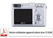 notice acer- ci-8330