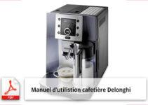 manuel delonghi-esam5500
