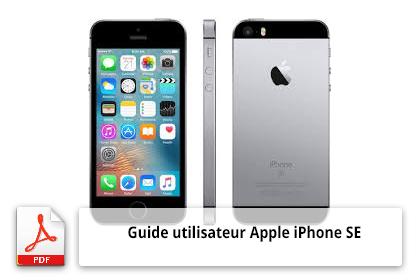 télécharger le guide utilisateur du smartphone Apple iPhone se