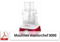 Moulinex masterchef 8000