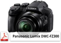 Panasonic Lumix DMC-FZ300 Mode d'emploi