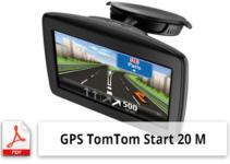 GPS TomTom Start 20 M mode d'emploi