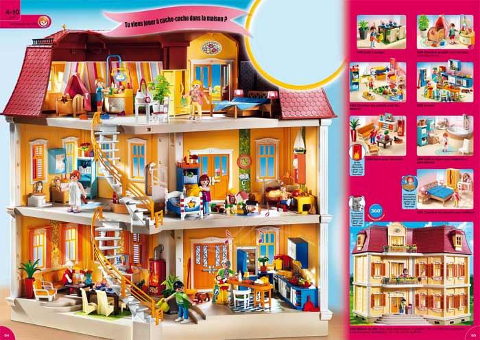 Maison de ville Playmobil 5302